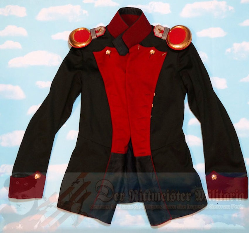 BAVARIA - ULANKA - PARADE - LEUTNANT - ULANEN/CHEVAULEGERS REGIMENT. This is a