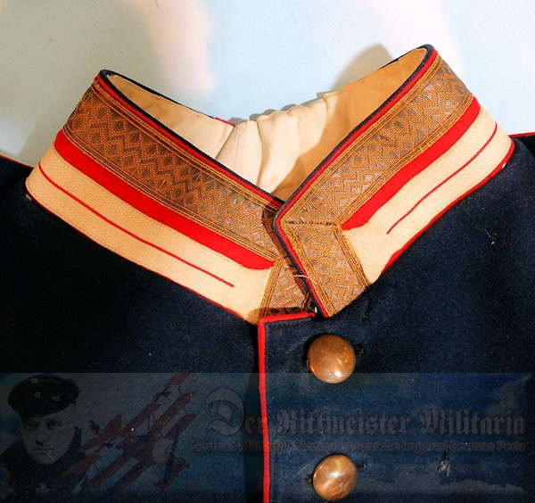PRUSSIA - TUNIC - SENIOR NCO - KAISER FRANZ GARDE-GRENADIER-REGIMENT NR 2 - Imperial German Military Antiques Sale
