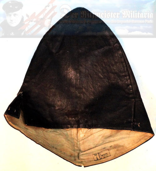 COVER - MITRE - OILCLOTH - EITHER ERSTE GARDE REGIMENT ZU FUß OR KAISER ALEXANDER GUARD GRENADIER REGIMENT 1 - KOMPAGNIE NR 7.