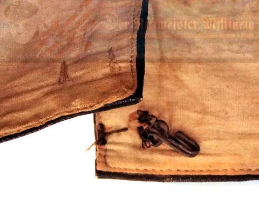 COVER - MITRE - OILCLOTH - EITHER ERSTE GARDE REGIMENT ZU FUß OR KAISER ALEXANDER GUARD GRENADIER REGIMENT 1 - KOMPAGNIE NR 7.