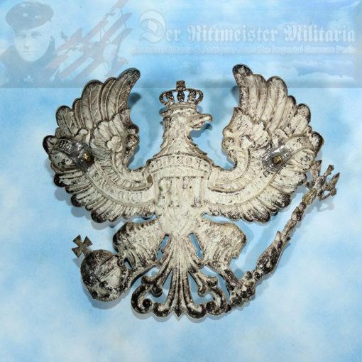 WAPPEN - PRUSSIA - LINE OFFICER - ULANEN/TELEGRAPHEN/LUFTSCHIFFER/PIONIER BATAILLONE