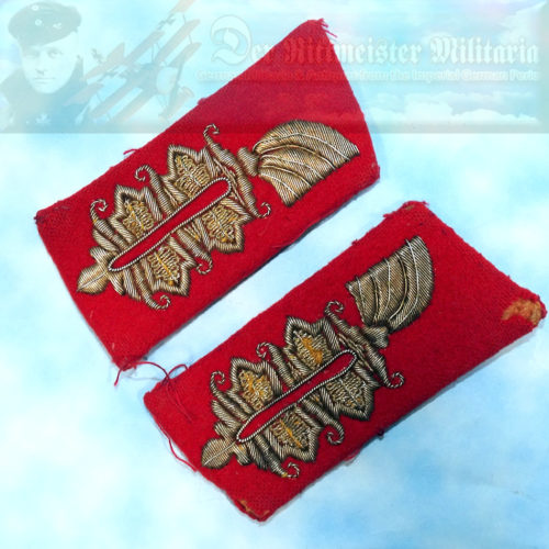 SHOULDER BOARDS - OFFICER - KRAGENSPIEGEL