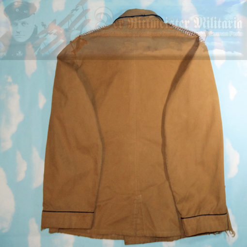 GERMAN SOUTHWEST AFRICA - TUNIC AND TROUSERS - NCO - PRIVATELY-PURCHASED UNIFORM - Imperial German Military Antiques Sale