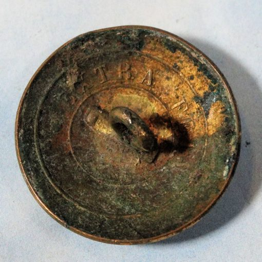 WÜRTTEMBERG - UNIFORM BUTTON