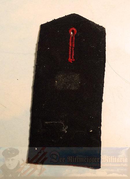 PRUSSIA - SHOULDER STRAP - ENLISTED MAN/NCO - PIONIER-BATTALION NR 23 - Imperial German Military Antiques Sale