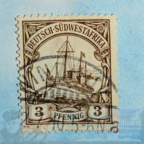 GERMAN SOUTHWEST AFRICA - STAMP - DEUTSCH-SÜDWESTAFRIKA