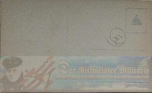 PRUSSIA - SANKE CARD - LOTHAR VON RICHTHOFEN - HARRY ROTHENBERG - AVIATION - NR 3001