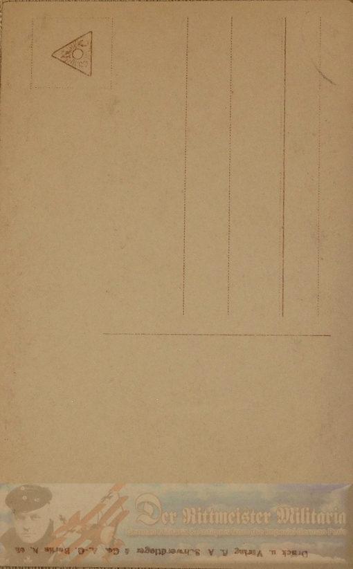 PRUSSIA - POSTCARD - VIZEADMIRAL MAXIMILIAN GRAF VON SPEE - NAVY