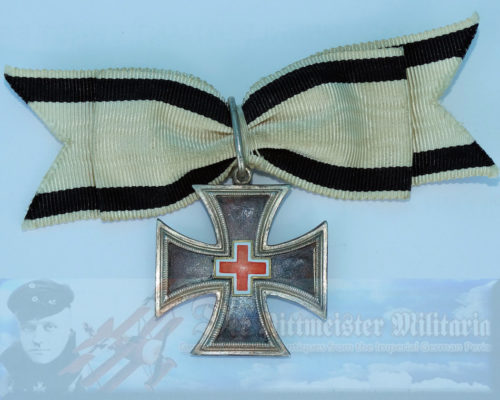 PRUSSIA - HONOR CROSS FOR WOMEN AND YOUNG WOMEN - A.K.A. VIRGINS CROSS - 1871